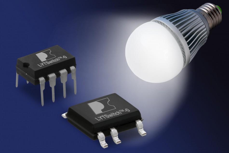 Driver a basso costo per lampadine a led elettronica news for Costo lampadine led