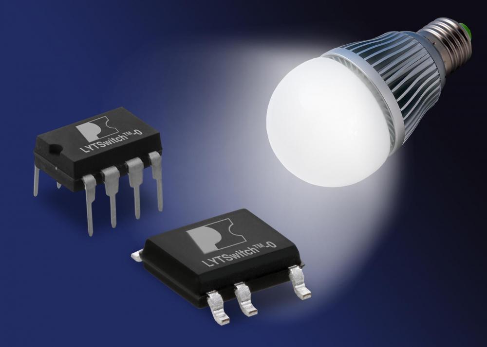 Driver a basso costo per lampadine a led elettronica news for Lampadine led economiche