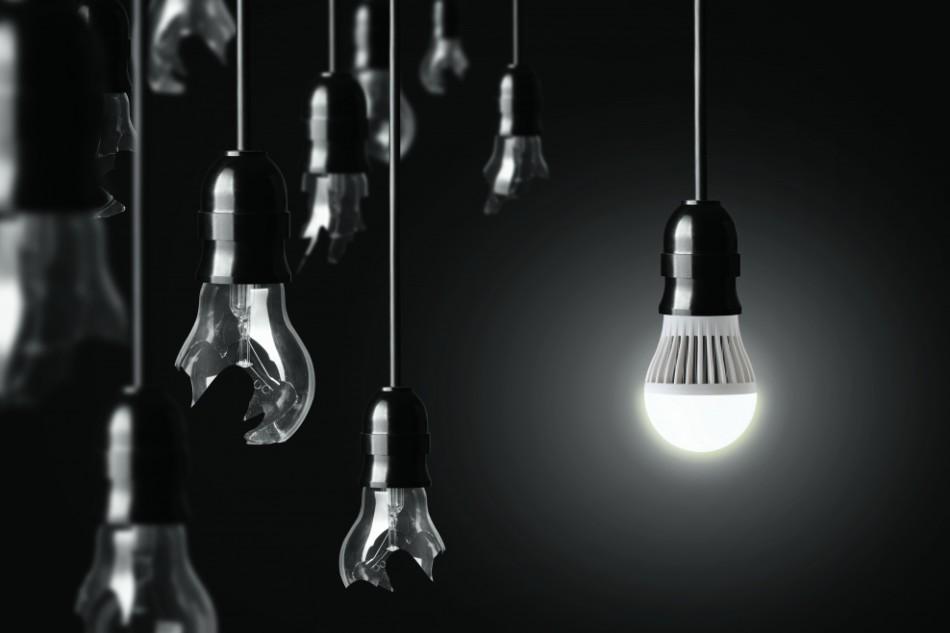 Il futuro dell illuminazione è all insegna dei led elettronica news