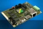 Scheda SBC armStoneA5 – Pico-ITX  con Vybrid Freescale basato su Cortex  A5 e Cortex  M4