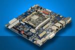 Mini-ITX Baseboard studiata per applicazioni di visualizzazione digitale