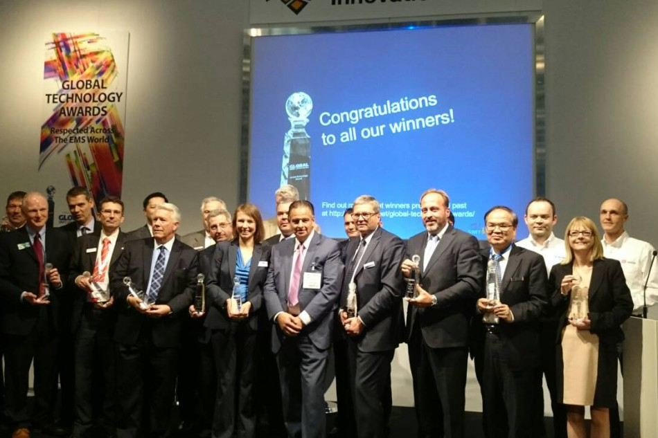 TRI's Brand New SPI Series Wins at 2015 Global Technology Awards