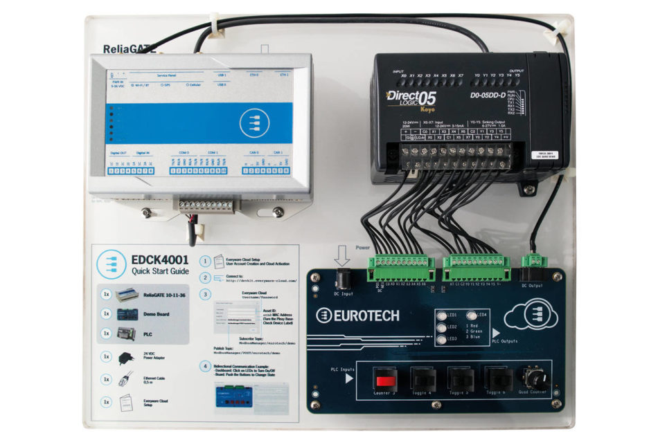 Eurotech EDCK-4001-IoT-Dev-Kit