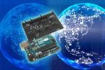 Kit di valutazione compatibile con Arduino
