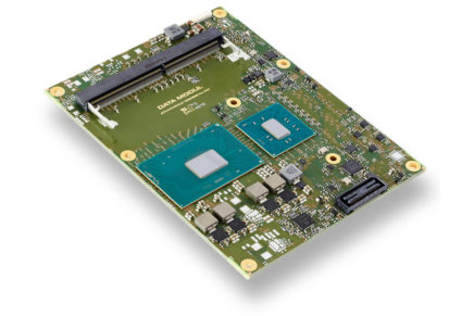 Moduli Com Express con Intel Core Gen 7