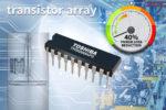 Matrici di transistor Dmos con archiviazione dati