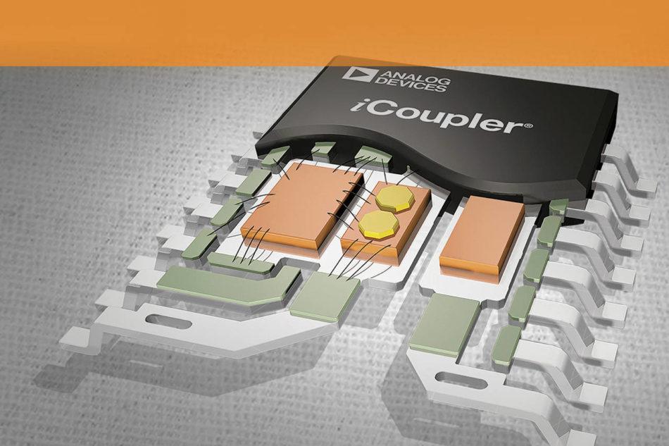 Controllori Pwm isolati con tecnologia iCoupler