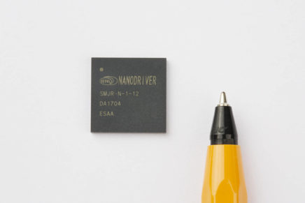 NanoDriver a taglio di fase