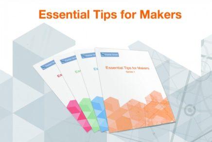 Un nuovo libro di suggerimenti per maker