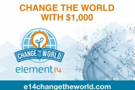 "Un progetto italiano vince il ""Change the World"" di Farnell"