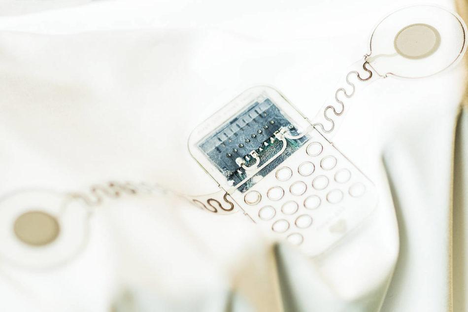 Sensori medicali da indossare tutti i giorni