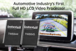 Processore video per Lcd Full HD automotive