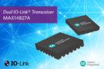Transceiver a due canali per sensori con IO-Link