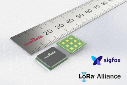Murata aggiunge connettività SigFox al modulo LoRaWan