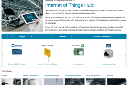 Un hub su sicurezza IoT, smart factory e intelligenza artificiale