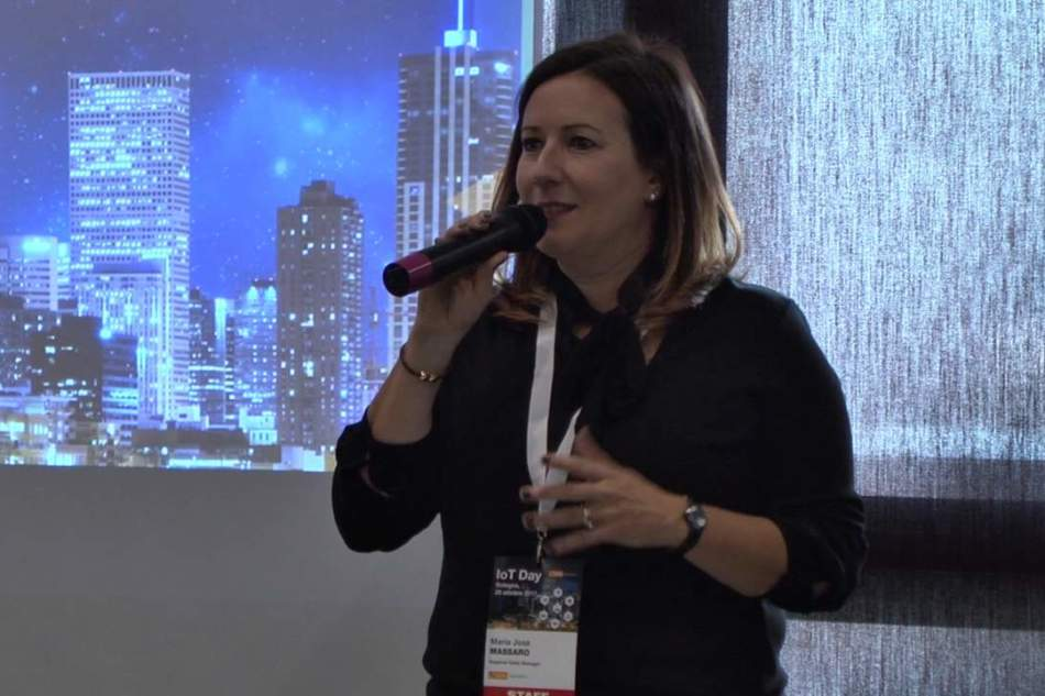 Guarda il video dell'IoTDay organizzato da Farnell a Bologna