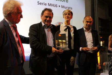 Guarda le foto della premiazione della categoria Sistemi di Potenza