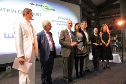 Guarda le foto della premiazione della categoria Sistemi Embedded