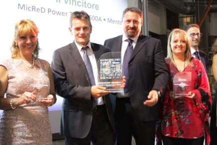 Guarda le foto della premiazione della categoria T&M, software e tool