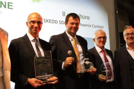 Guarda le foto della premiazione della categoria Connettori