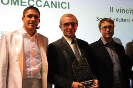 Guarda le foto della premiazione della categoria Elettromeccanici