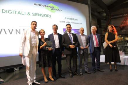 Guarda le foto della premiazione della categoria IC Digitali