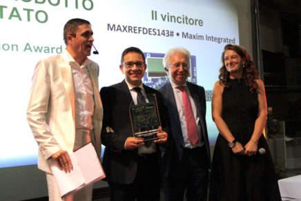 Guarda le foto della premiazione del Best Innovation Award 2017