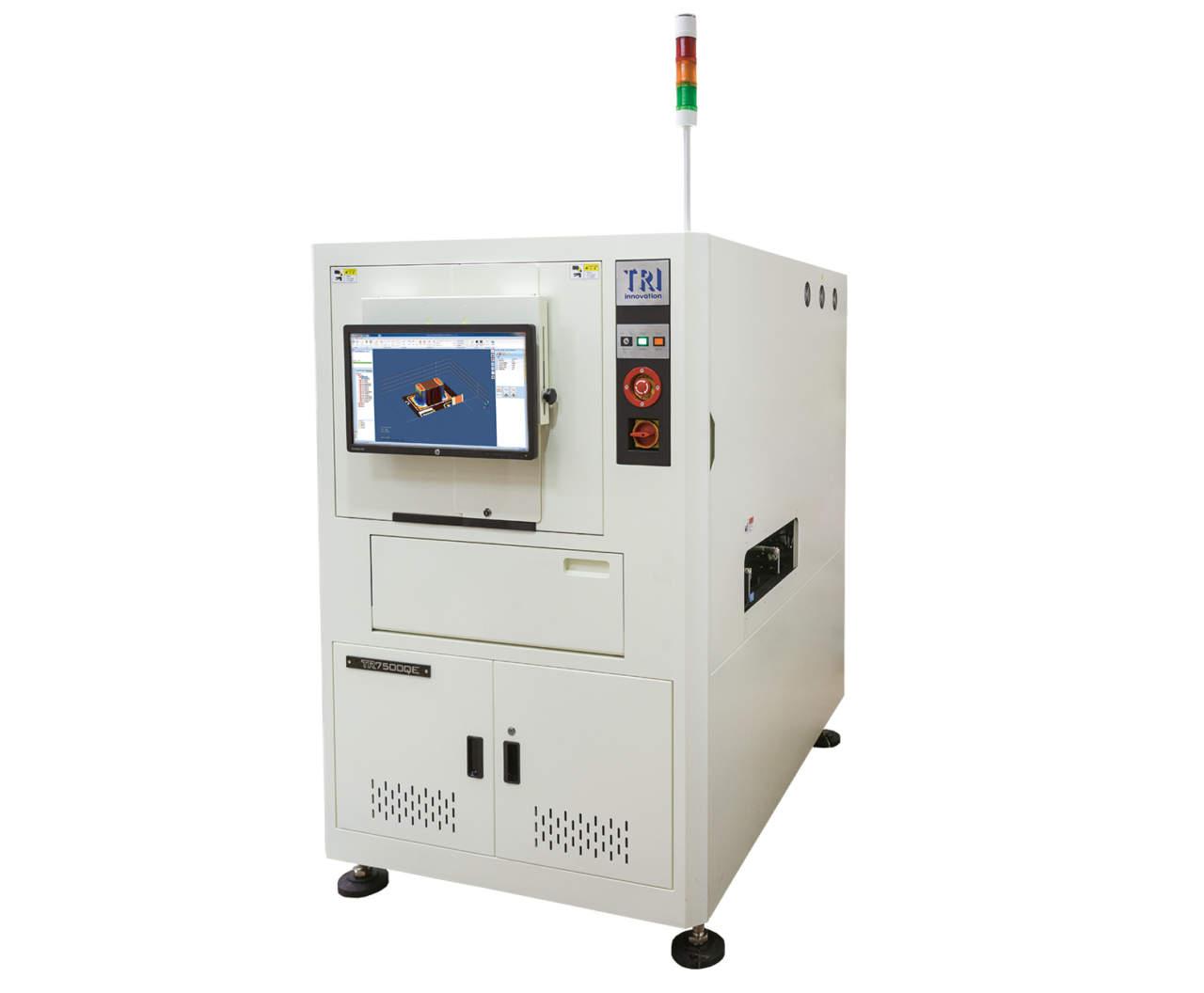 La TR7500QE di TRI
