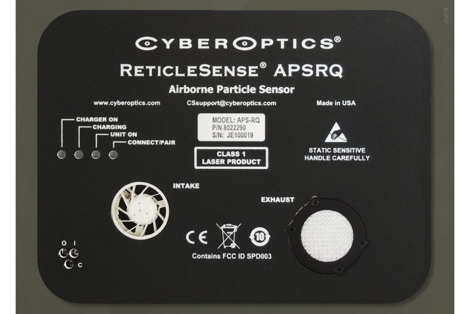 CyberOptics APSRQ