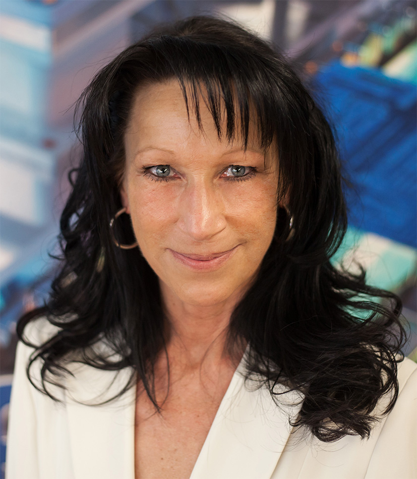 SEHO Marketing Manager Heike Schlessmann