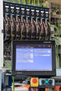 Il sistema per il fine linea MultiGecko Special sviluppato da System Electronics