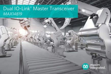 Connettività industriale compatibile con IO-Link