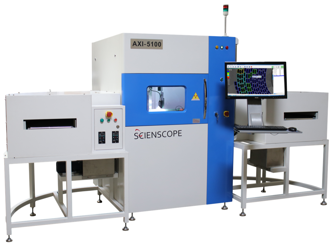AXI-5100 C Component Counting Machine