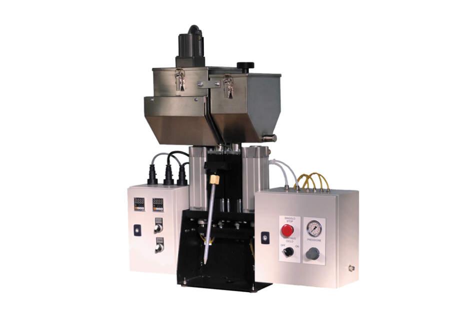 2MIX_GM Sistema di dosaggio per resina bicomponente di ISCRA dielectrics