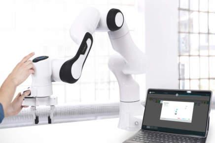 Arrivano i robot industriali