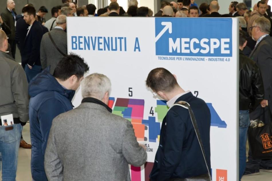 People Attending Mecspe