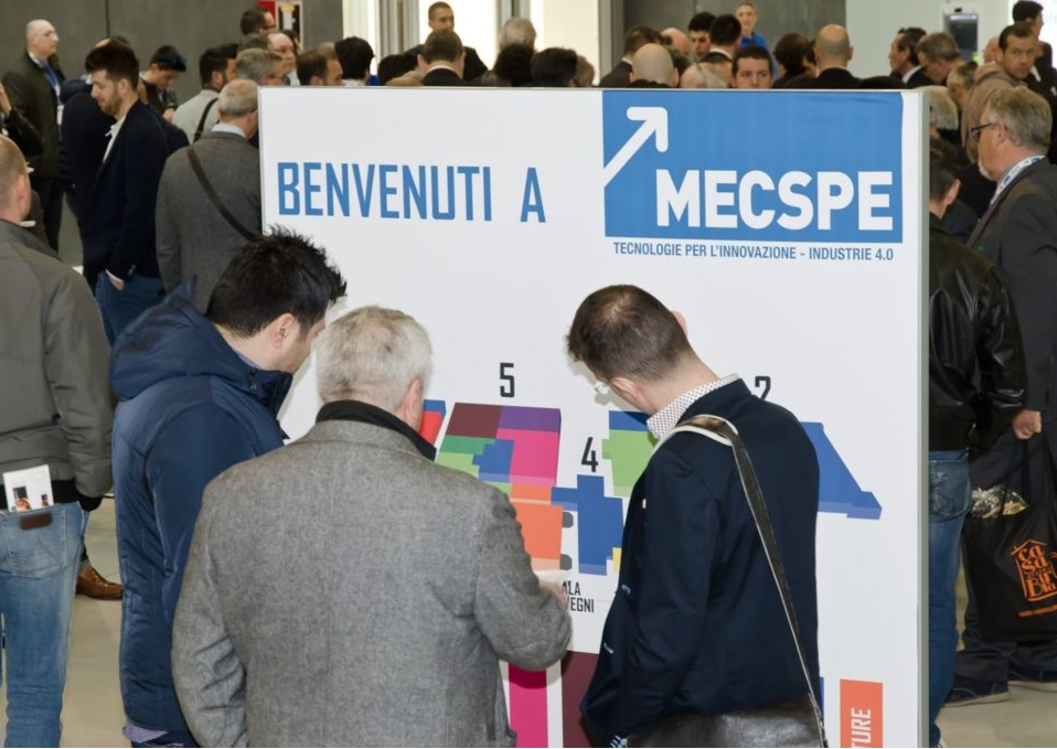 People Attending Mecspe