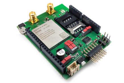 Shield Arduino NB-IoT, la nuova generazione di Lpwan
