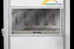 Sistema robotizzato per test di batterie