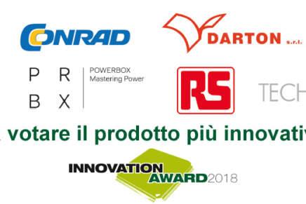 Vota anche tu l'innovazione!