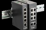 D-Link amplia la gamma di switch industriali