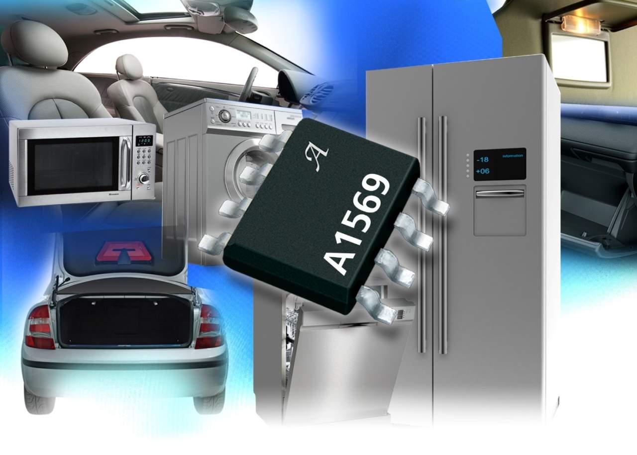Led driver a con sensore di hall integrato la soluzione di