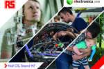 A Electronica 2018 RS Components punta su innovazione e ispirazione