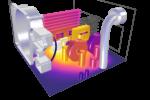 La soluzione COMSOL per le simulazioni elettrotermiche: un'unica interfaccia per analizzare la gestione termica dei circuiti