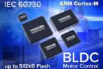 Toshiba amplia la linea di microcontrollori basati su core Cortex M3 di Arm