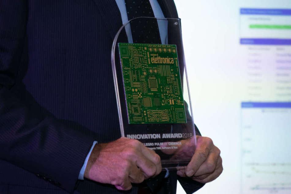 Innovation day 2018, l'innovazione elettronica sotto i riflettori