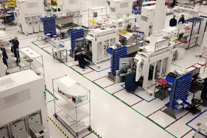 La Corea del Sud guida il mercato globale delle attrezzature per semiconduttori