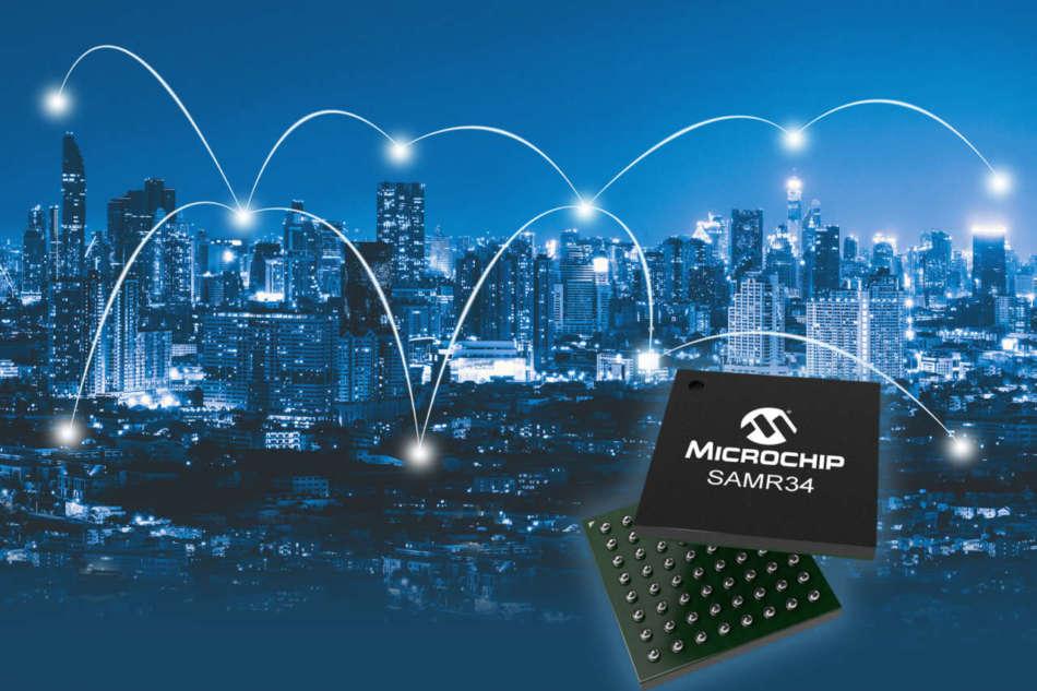 SiP LoRa, generatore di clock MEMS e infotainment automobilistico: tre novità firmate Microchip