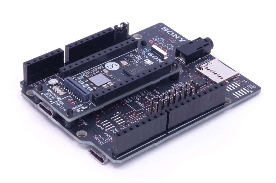RS Components offre nuove possibilità di creare dispositivi IoT con SPRESENSE di Sony