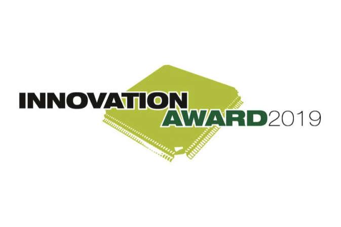 Candida il tuo prodotto per l'Innovation Award 2019